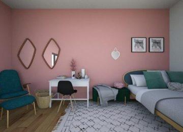 חמישה צעדים בהחלטה פלטת צבעים לעיצוב הבית